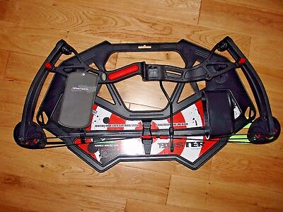 Armex Buster Whizzkids Compound Bow - Brand NEW all sealed inc. Accessories.