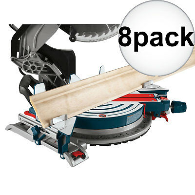 Bosch Tools MS1233 8pk Crown Molding Stop Kit New