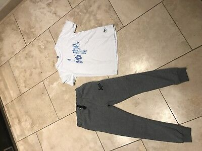 Bundle Boys Clothes Age 13 Hype Nike North Face Joggers T Shirts