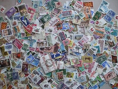 Nice Mixture  Loose Off Paper South Africa, 680 Stamps