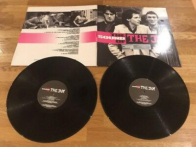 THE SOUND OF THE JAM 2 x LP VINYL SET - 26 TRACKS - PAUL WELLER