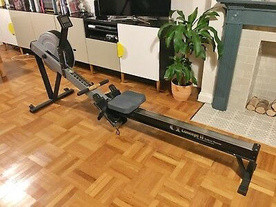Concept 2 Model C Rowing Machine With PM2