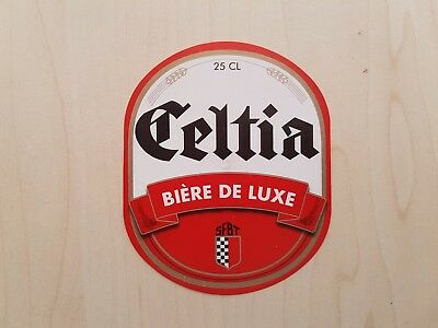 Beer label from TUNISIA (Africa) Nr.5