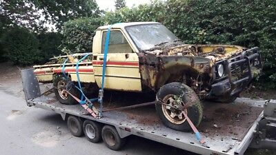 toyota hilux mk1pick up spares or repair classic