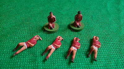 "SUBBUTEO Raro Set C.184 - Parte Set ""First Aid"" - Mint"