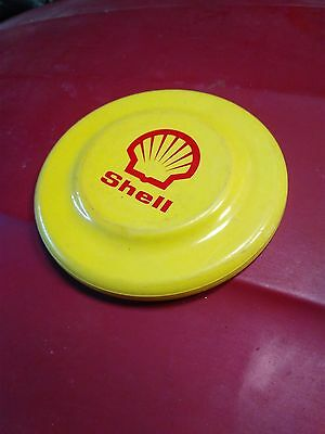 FRISBEE collection SHELL petrol oil automobilia