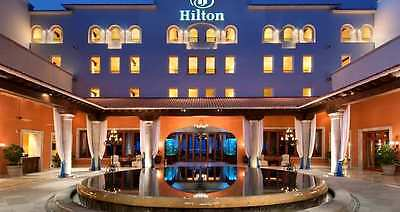 Hilton HHonors Gold Status (until March 31 2019) JUST ACCOUNT NUMBER NEEDED