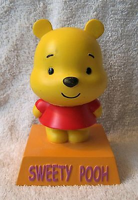 Disney Store Exclusive - Winnie The Pooh - Sweety Pooh Figure - Great Gift Item!