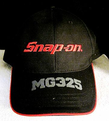 New - Never Worn - Snap On - Mg325 - Ball Cap - Hat - Promo - Owner's Edition