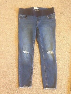 New Look Maternity Skinny Jeans, Size 10