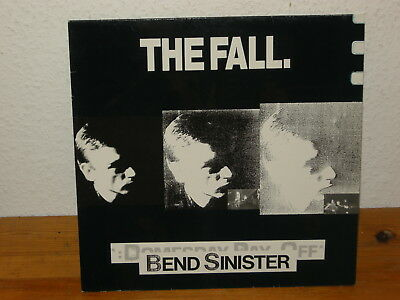LP  The Fall - Bend Sinister