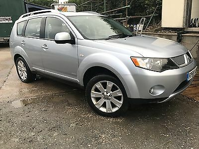 Breaking Mitsubishi Outlander 2007-2012 2ltr Manual, Engine Gearbox Axle Seats