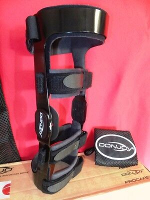 KNIEORTHESE DONJOY 4Titude M links + Zubehör - KNEE BRACE M left + EXTRAS