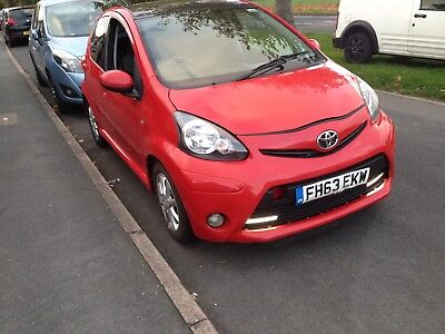 2014 Toyota Aygo Vvt-I Mode 1.0 4Dr Damage Salvage Repaired Cat-C No Reserve