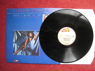 """Linda Clifford - Don't Give it Up. Rare1979 extended disco version 12"""" single NM"""