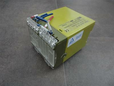 Pilz Pnoz 3S Safety Relay 120Vac 5Va See Photo's #d879