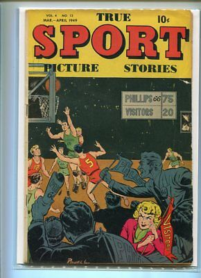 True Sport #12 V4 Solid Grade Classic Basketball Cover Powell Art