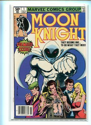 Moon Knight #1 Nm 9.4 Fantastic Cover Uncirculated Gem