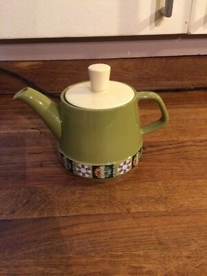 Vintage Carltonware Ceramic China Teapot