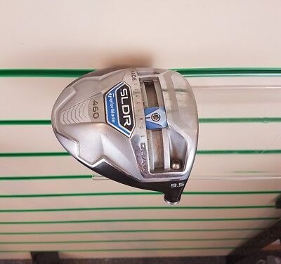 Taylormade Sldr 460 Driver Head Only / 9.5° / #0120