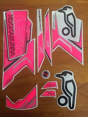 Cricket Bat Stickers