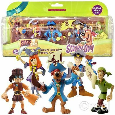 Scooby Doo Pirate 5 figure Pack