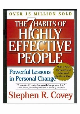 The 7 Habits of Highly Effective People by Covey, Stephen R. PDF Digital Book