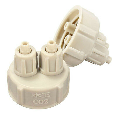 Popular Aquarium Bottle Cap for DIY Plants CO2 Diffuser Air Generator System2017