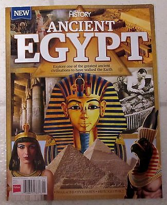 Book Of ANCIENT EGYPT Iconic Pharaohs ALL ABOUT HISTORY 162 Pages PYRAMIDS No. 2