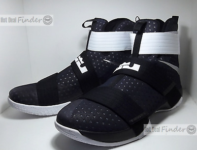 638861d8d9b New Nike Lebron Soldiers X 10 Tb   Size 17   Men s Basketball Shoes 856489-