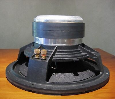 """Response 12"""" Double magnet Subwoofer"""