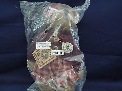 Boyds Bear Velma Q. Berriweather 01996-51 FOB 97