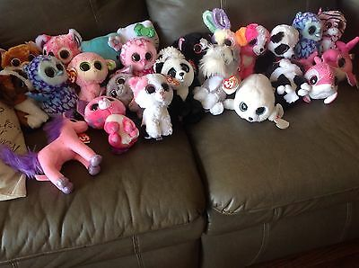 Lot of Beanie Boo's