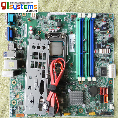 i5 3470 Combo with Lenovo 03T7083  M92p LGA1155  intel i5 3470 CPU Combo