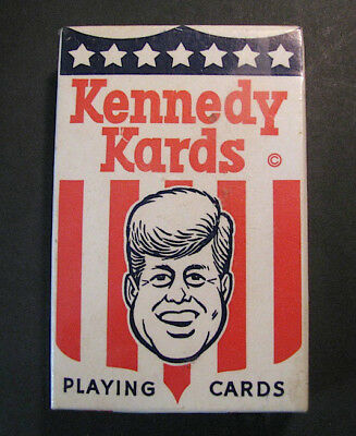 Kennedy Kards Playing Cards Sealed
