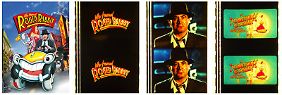 35mm Feature Film: WHO FRAMED ROGER RABBIT (1988) Animation Comedy Classic