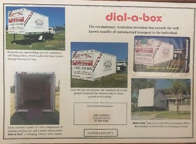 Dial-a-Box Joe Kovesy Patent#PL9573 $2 Telecom Phonecard Mint Condition Free Pos
