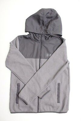 Under Armour  Hooded Fleece Jacket Youth Large