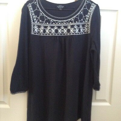 Topshop maternity top size 12