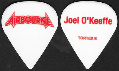 Airbourne-2017 Tour Guitar Pick! Joel O'keefe!