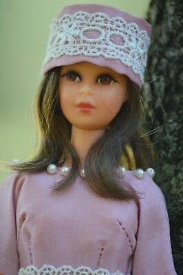 Gorgeous Vintage Francie Doll Near Mint Wearing OOAK Outfit