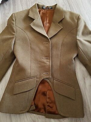 show stoppers hunter coat