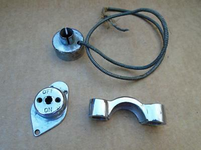 Lorraine Spotlight Parts Misc. Lot