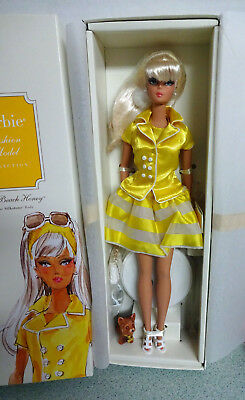 Palm Beach Honey Barbie Silkstone Club Exclusive NRFB