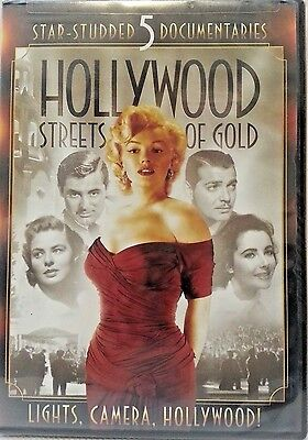 Hollywood Streets Of Gold DVD 5 Documentaries 2013