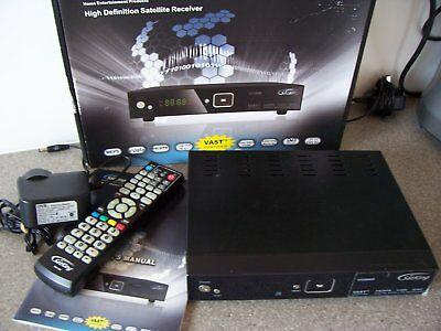 Satking Dvbs2-800Ca Vast Satellite Decoder