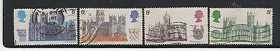 UNITED KINGDOM UK USED STAMPS CATHEDRAL   a13.7.1