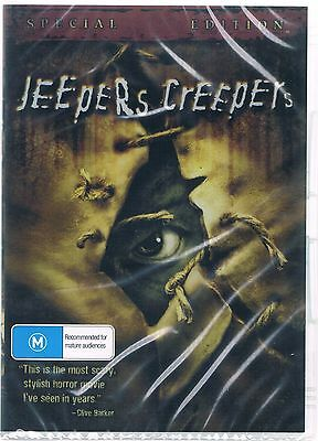 Jeepers Creepers Dvd NEW AND SEALED