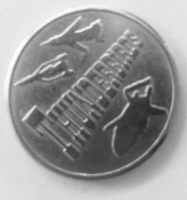 10 x Thunderbird Pinball Tokens by Homepin as Collected at Pinfest 2017 RARE