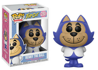 Pop! Animation: Hanna-Barbera - BENNY THE BALL (In Stock!)
